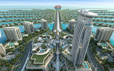 Nakheel mall on palm in 2016 emirates 247 nakheel dubai based master developer will commence construction on dh25 billion nakheel mall on palm jumeirah this year and is expected to open it in sciox Choice Image