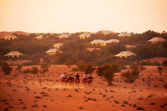 Al Maha Desert Resort & SPA (SUPPLIED)