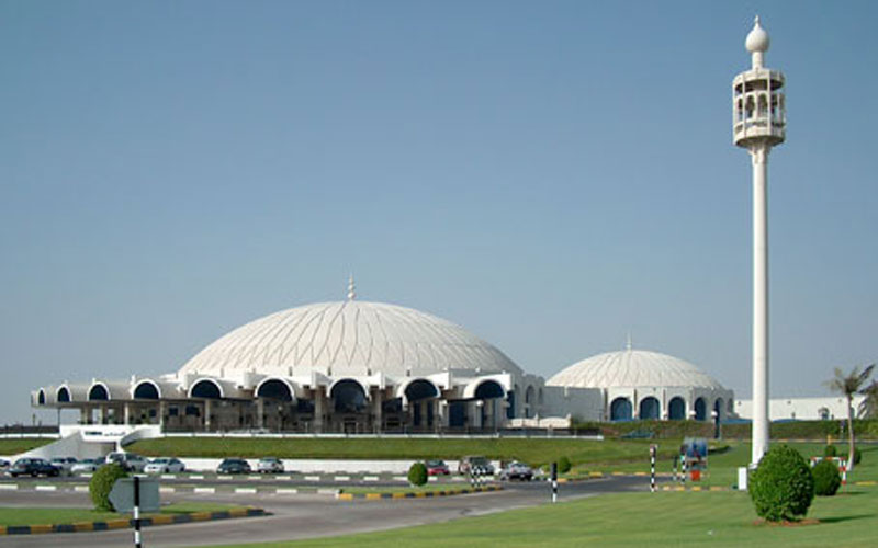 Sharjah Airport celebrates Oman's National Day