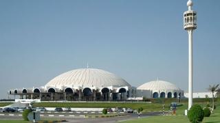 Photo: Sharjah Airport celebrates Oman's National Day