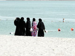 Beach for only ladies to open soon in Abu Dhabi (SUPPLIED)