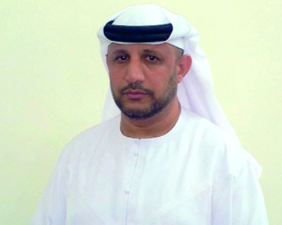 Ibrahim Rashid Al Shehi (Pic Courtesy: Emarat Al Youm)