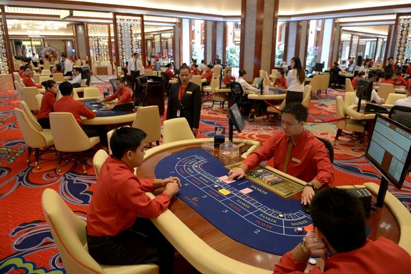 Manila bids to join global gambling elite - News - Philippines -  Emirates24|7