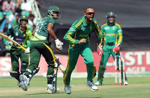 South Africa V Pakistan 5th ODI SA Win Series 3 2