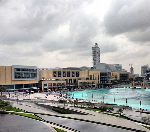 Picture courtesy The Dubai Mall