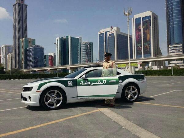 Superior Stylish Makeover: All New Dubai Police Sports Cars To Patrol City Streets