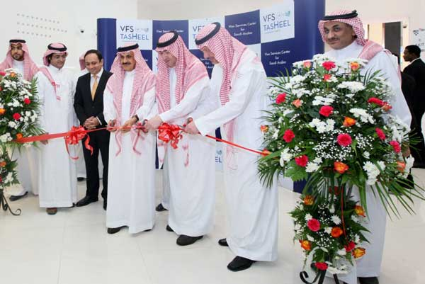 Saudi Arabia outsources visa processing in UAE - Emirates 24|7