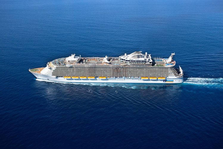 Worlds Largest Cruise Ship To Sail Europe In 2014