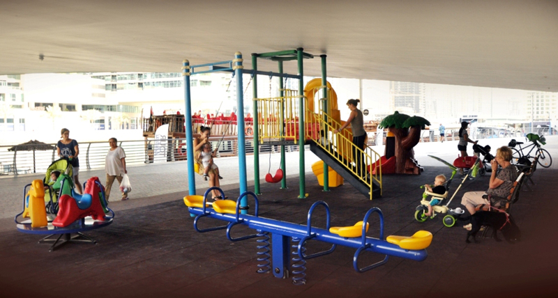 Dubai Marina To Add New Play Area For Little Ones