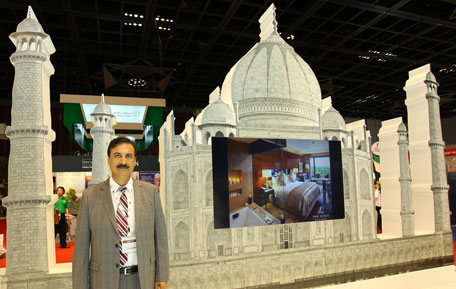 Link Global Group company director Arun Mehra. (SUPPLIED)