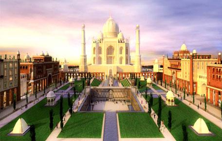 TAJ Arabia Resort. (supplied)