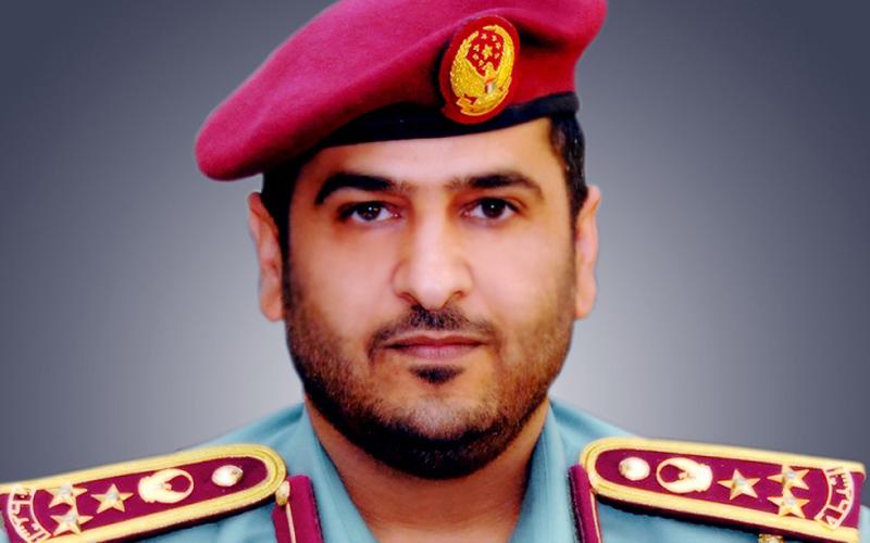 Brigadier General Amir Al Muhairi, Deputy Director General of Police Operations at Abu Dhabi Police. (Supplied)