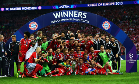 Champions League Final Bayern Triumph After Last Gasp Robben Goal Sports Football Emirates24 7