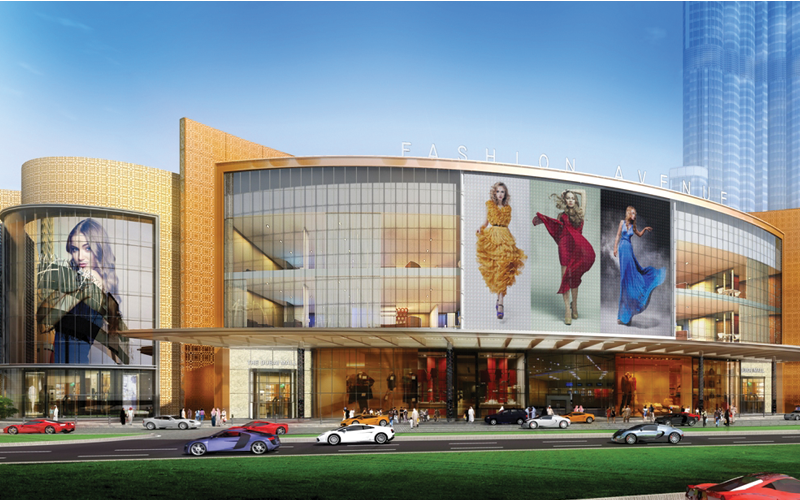 Dubai mall begins expansion to welcome 100 million visitors dubai mall begins expansion to welcome 100 million visitors emirates 247 sciox Choice Image