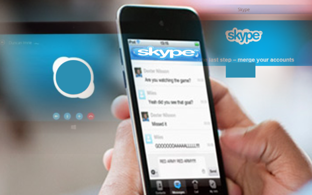 No reason to be scared of Skype