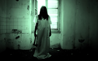 Photo: Almost half of Americans believe in ghosts and demons