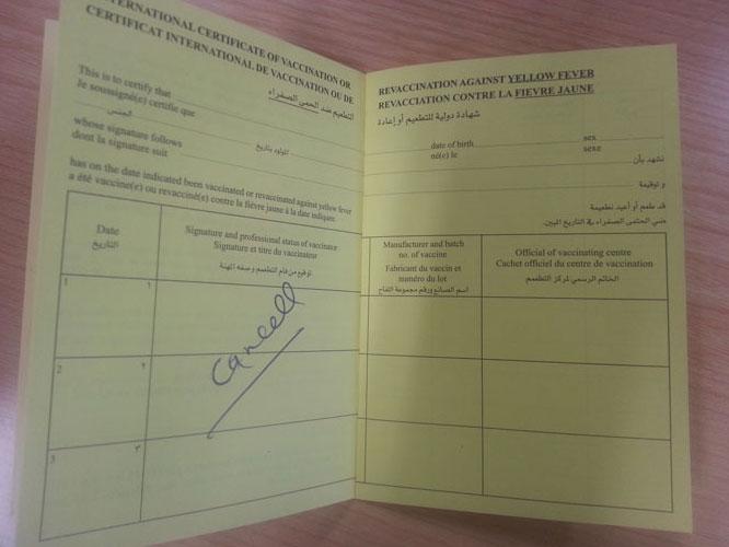 Uae Travel Alert Mandatory Medicals Vaccinations Emirates247