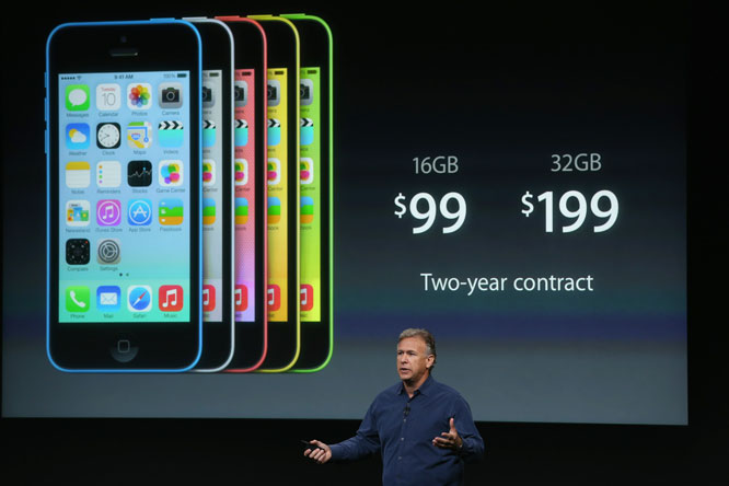 Apple's new UAE launch date of iPhone 5s and iPhone 5c