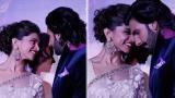 Photo: Video: Ranveer Singh, Deepika Padukone's quick-fix wedding