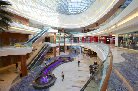 Dh2bn facelift for oldest dubai mall emirates 247 al ghurair centre dubais original shopping mall and middle easts first such will open its highly anticipated retail expansion today sciox Choice Image