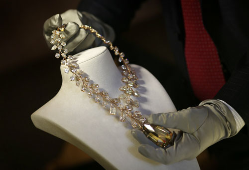Worlds most expensive necklace on sale now for just Dh202 million