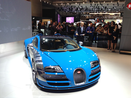 Click To See 5 Of The Fastest Cars In The World Go Head To