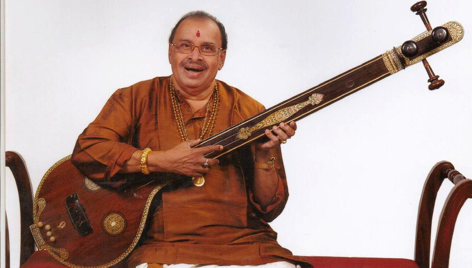 80 Year Old Carnatic Singer From Kerala Enthralls Dubai