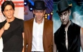 Photo: Warring Khans: Shah Rukh Khan now faces Aamir along with Salman
