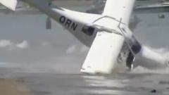 Photo: 2 dead after light aircraft collide midair in Netherlands