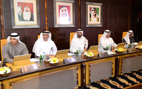His Highness Sheikh Mohammed bin Rashid Al Maktoum chairs Cabinet meeting (Wam)