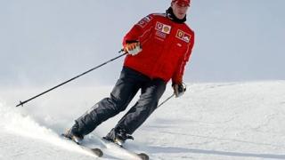 الصورة: Schumacher not being moved from Switzerland to Mallorca