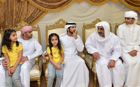 Hamdan condoles death of Al Shehi - Emirates24|7