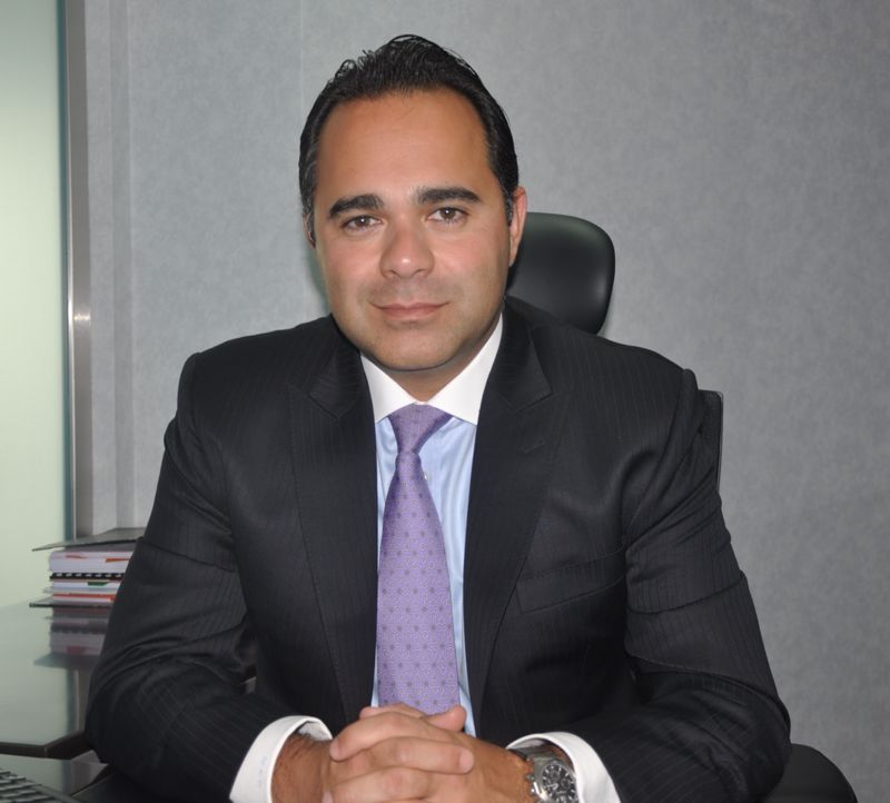 Mahdi Mattar, CEO of CAPM Investment, a subsidiary of Finance House. (SUPPLIED)