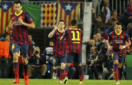 Barcelona Vs Atletico Madrid Champions League 1st Leg Neymar Rescues Barca From Defeat Sports Football Emirates24 7