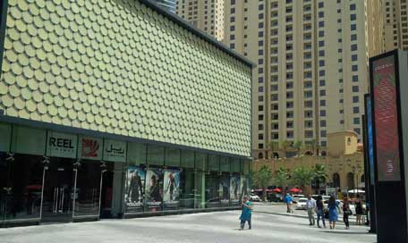 feccd9747 Blockbusters by The Beach: Reel Cinemas third Dubai outlet opens ...