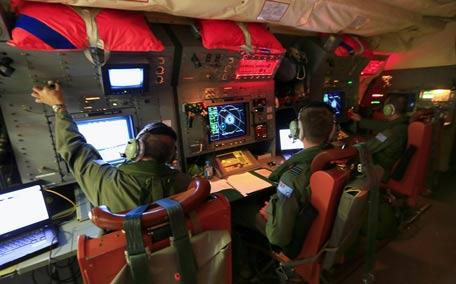 Members of the Royal Australian Air Force. (REUTERS)