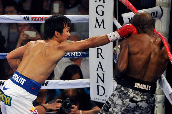 Celebrity comments on pacquiao vs bradley fight