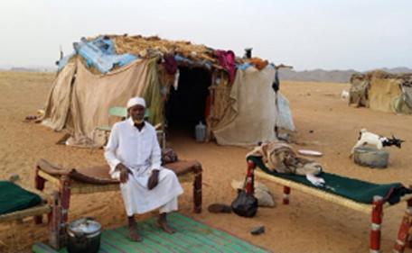 3 Saudi villages without houses, power, roads - Emirates 24|7
