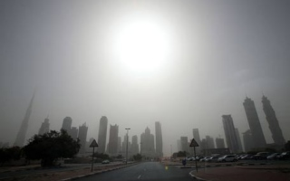 Weekend weather: Temperatures to rise across UAE