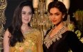 Photo: Deepika Padukone supports Preity Zinta for taking a stand
