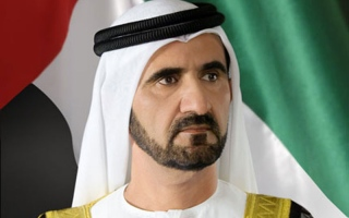 Mohammed bin Rashid signs Public Budget Law for 2018 with expenditure of AED 56.6 billion