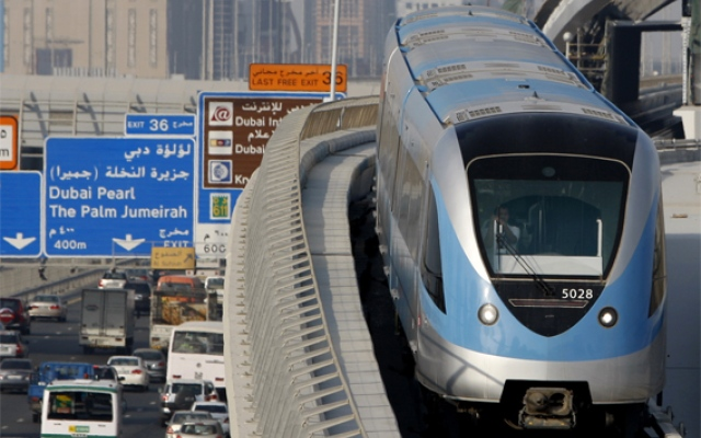 Dubai's transport system on track for smart future