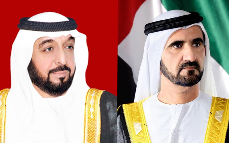 uae rulers congratulate egyptian president   emirates 24 7
