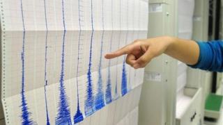 الصورة: Strong, deep earthquake shakes area off Indonesia; no damage