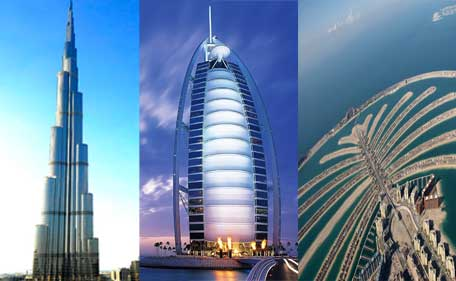 Dubai is world s largest 5 star hotel base new york times for World biggest hotel in dubai