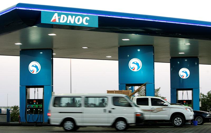 Adnoc Petrol Stations Car Wash