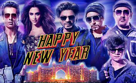 Happy New Year Movie Poster 36