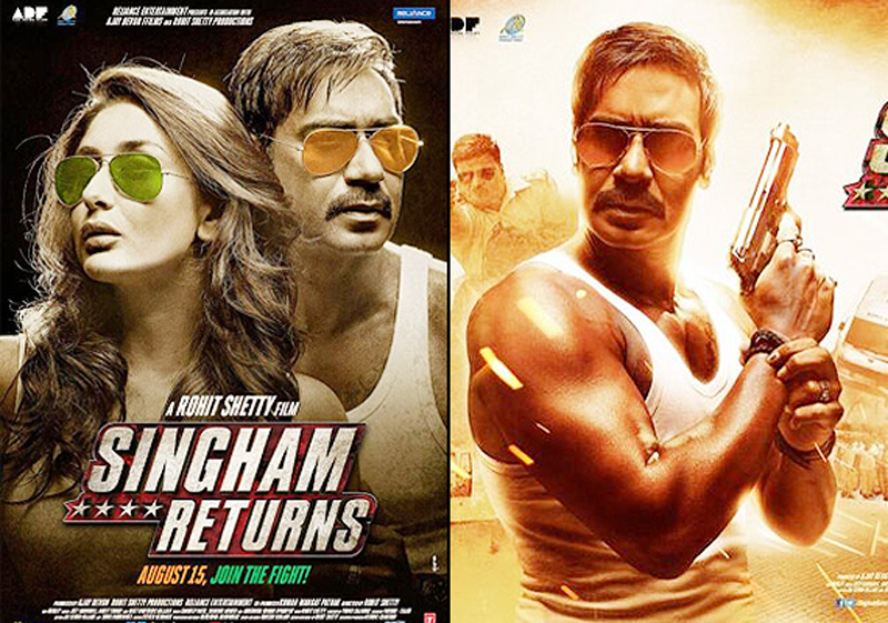 the Singham Returns full movie hd download