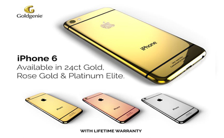 Pre-orders for gold iPhone 6 @ Dh12k - Emirates24|7