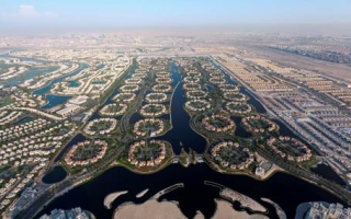 Photo: Nakheel opens waterfront retail pavilion at Jumeirah Islands